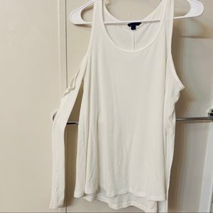 Aeropostale Open Shoulder Blouse